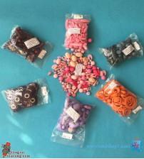 Các loại hạt làm trang sức, trang trí (mã số T2)