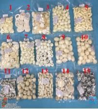 Các loại hạt làm trang sức, trang trí (mã số T4)