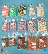Các loại hạt làm trang sức, trang trí (mã số T5)