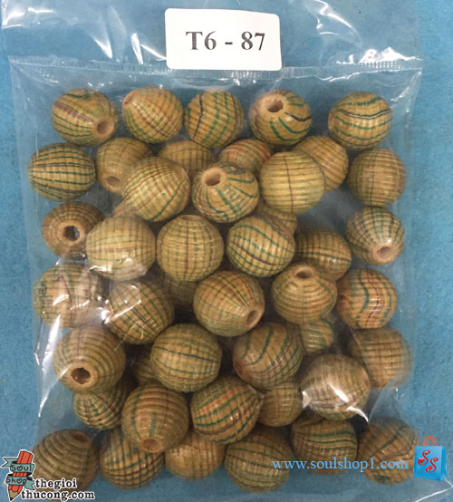 Các loại Hạt làm trang sức, trang trí (mã số T6)