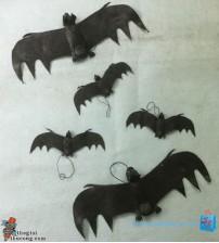 Con Dơi Halloween