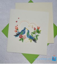 Thiệp Quilling